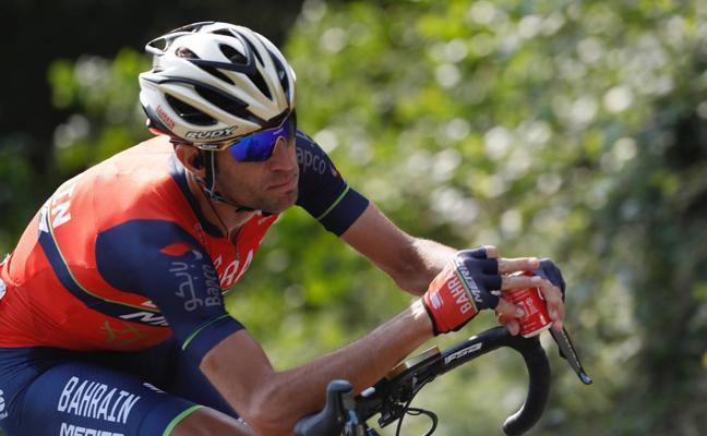 Nibali acabó la Vuelta con una microfractura en una costilla