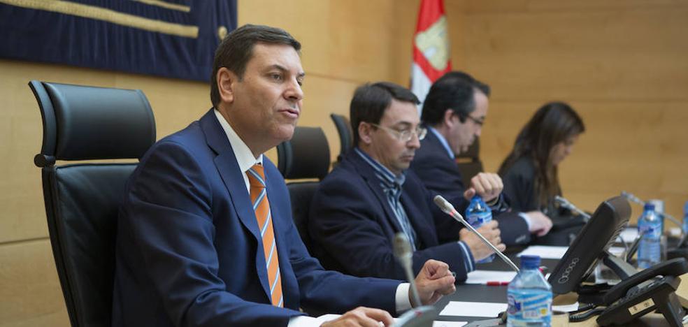 Carriedo defiende la recuperación laboral y pide más debate sobre la despoblación