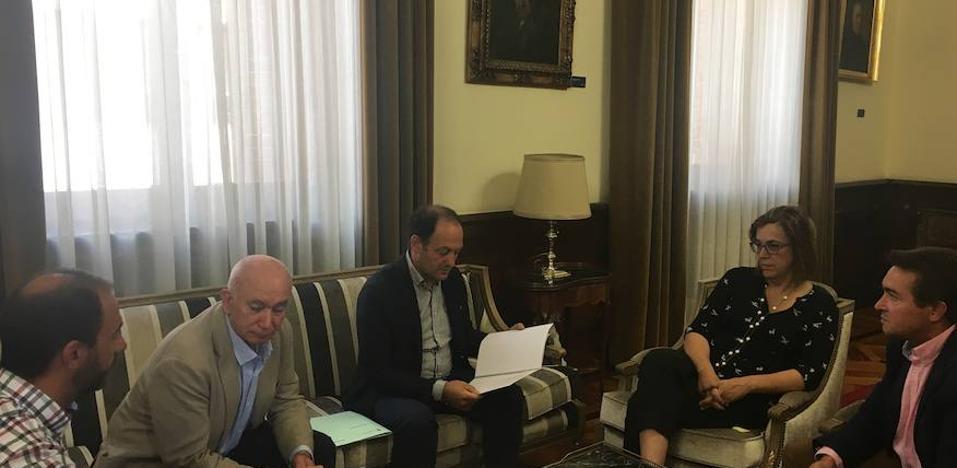 Frómista quiere ampliar el edificio de Usos Múltiples Carmen Montes