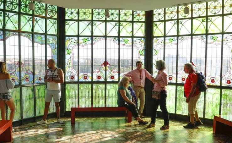 Patrimonio de puertas abiertas
