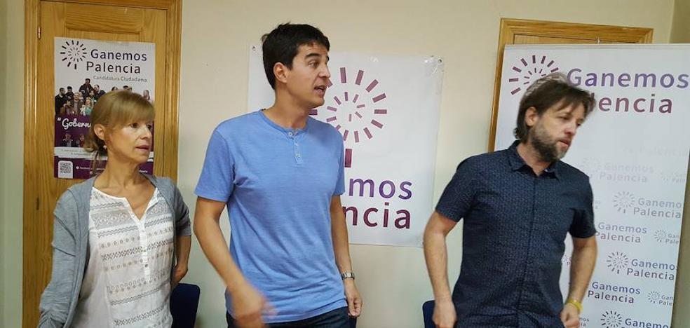 Ganemos reclama un cambio total en las inversiones del EDUSI para transformar Palencia