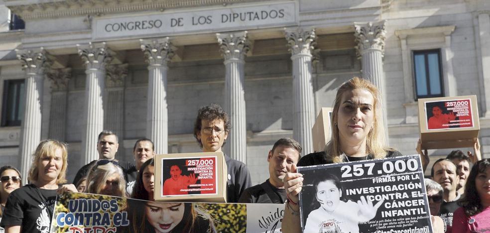 La lucha de Lucía llega al Congreso