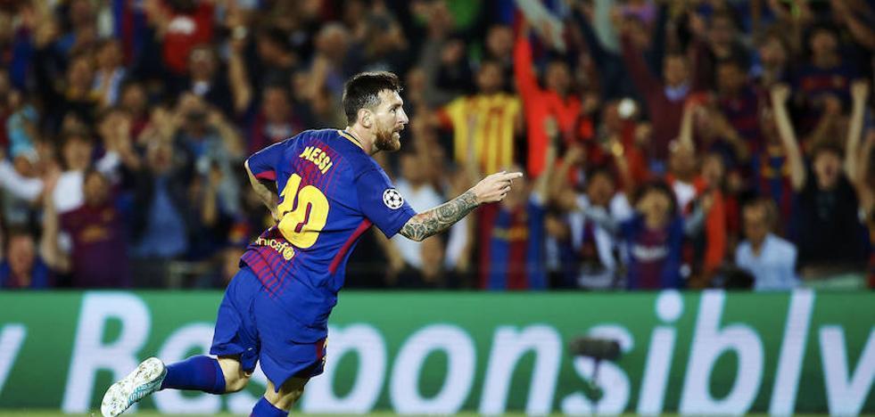 Todos los proyectos del Barça dependen de Messi