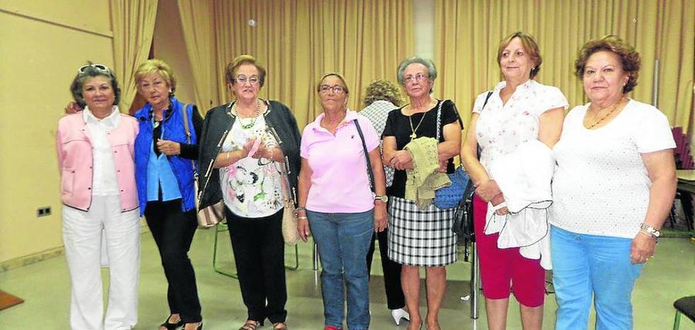 La asociación de mujeres Virgen de Belén de Carrión renueva la directiva