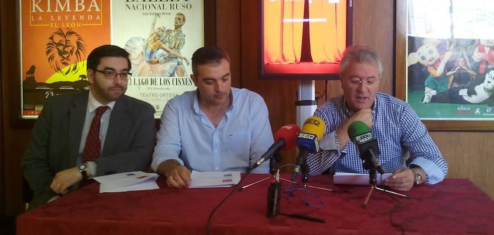 Teatro Ortega presenta una intensa programación de otoño