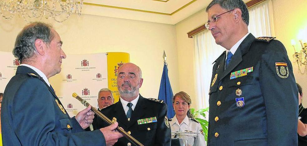 «La lucha contra el terrorismo es una prioridad para Castilla y León»