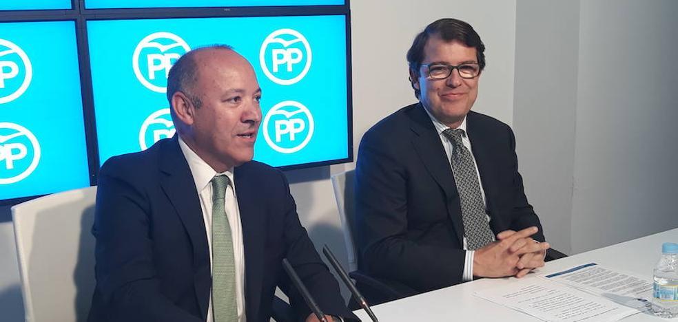 El PP de Castilla y León registra una proposición contra el referéndum catalán