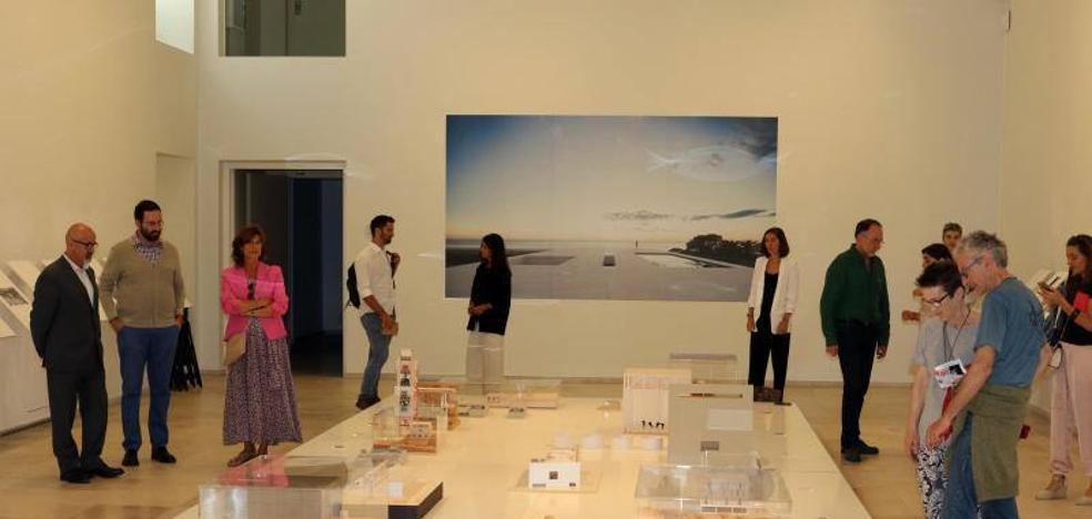 El Patio Herreriano reúne los proyectos arquitectónicos más emblemáticos de Alberto Campo Baeza