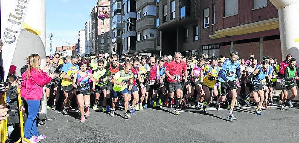 La Media Maratón El Norte de Castilla calienta motores en Palencia