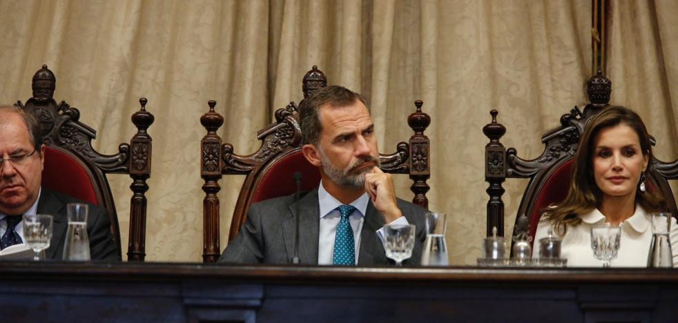 El Rey llama a las universidades a formar ciudadanos «libres y responsables»