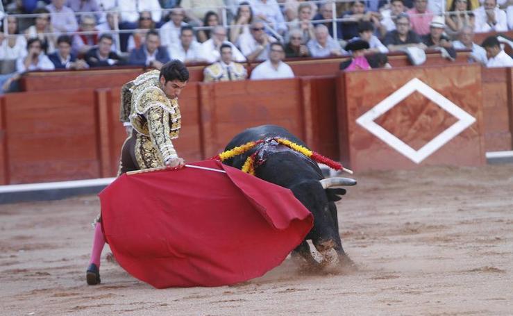 Puerta grande para Ferrera y Talavante en Salamanca