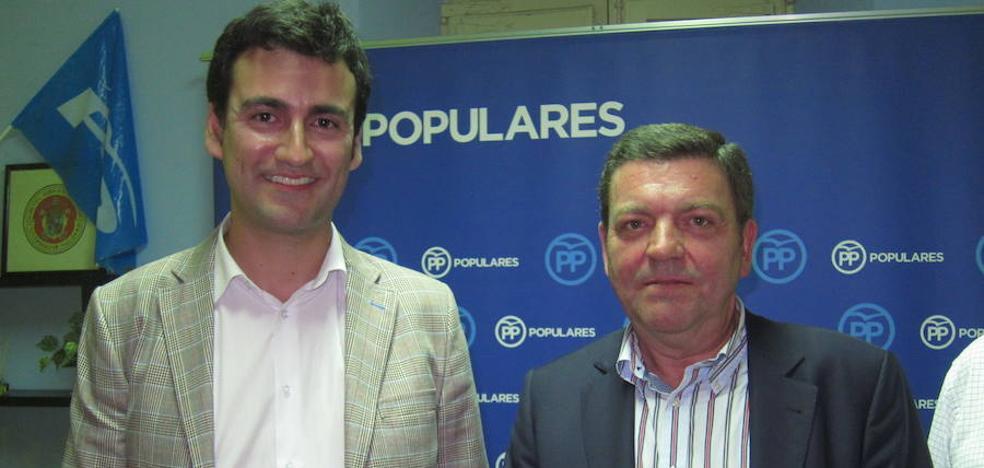 El alcalde de Rioseco, nuevo presidente de la junta local del PP