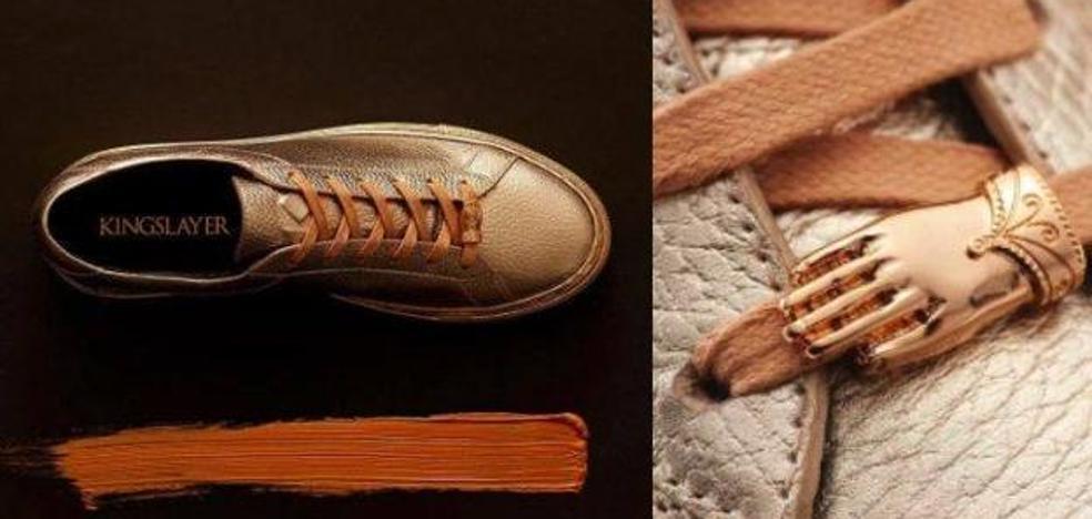 HBO lanza una edición limitada de zapatillas de Juego de Tronos