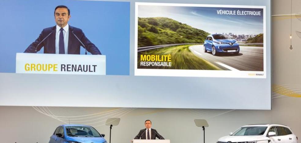 Renault, Nissan y Mitsubishi fabricarán nueve millones de vehículos al año en cuatro plataformas comunes