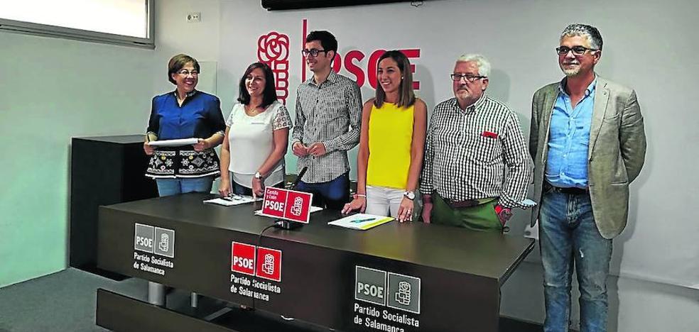 El PSOE pide que el salario mínimo llegue a los 1.000 euros en 2020