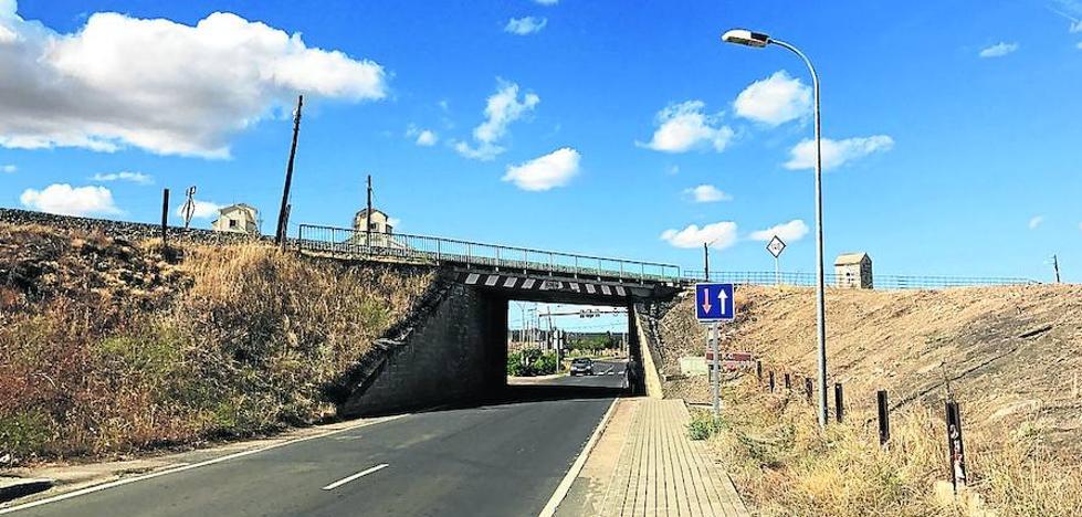 Valorada en 400.000 euros la obra bajo la vía en la carretera de Lumbrales