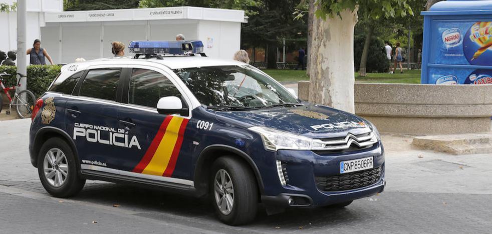 Detenido en Palencia tras intentar robar el móvil a un menor
