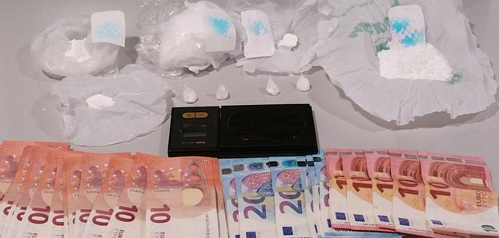 Desmantelado por segunda vez un punto de venta de cocaína en Arenas de San Pedro