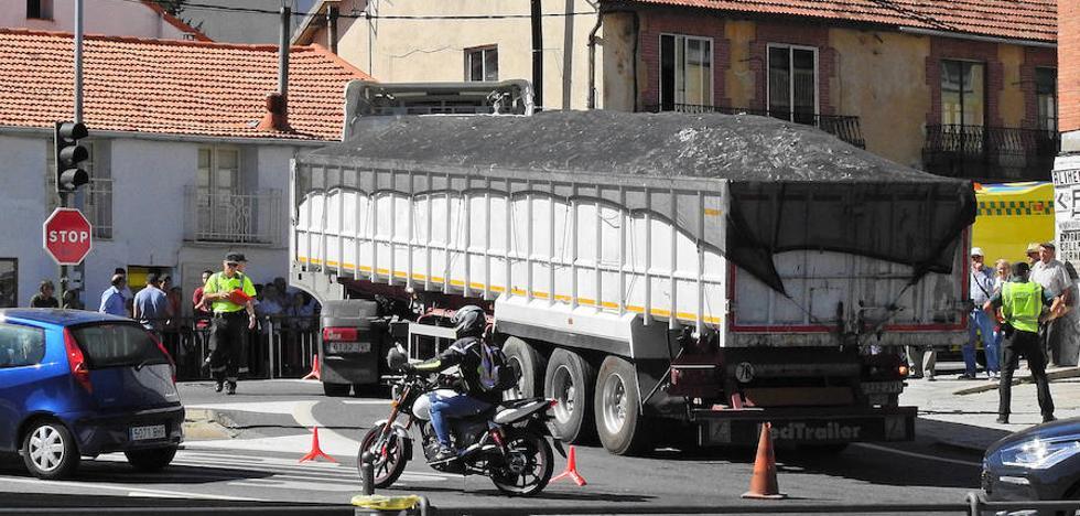 Los ciclistas lamentan que la travesía de San Rafael siga siendo «mortal»