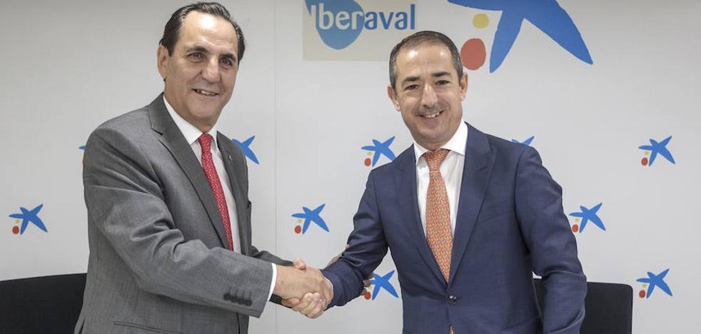 Iberaval y CaixaBank renuevan su acuerdo para facilitar financiación a las pymes
