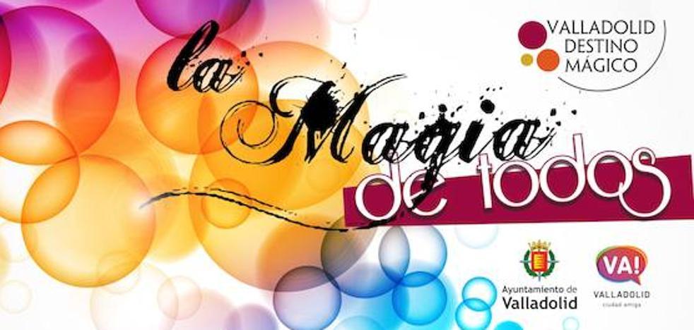 Valladolid se prepara para la magia