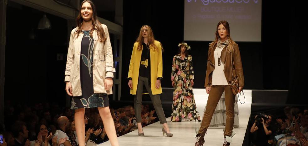 Treinta comercios de Valladolid muestran sus prendas en la Semana de la Moda
