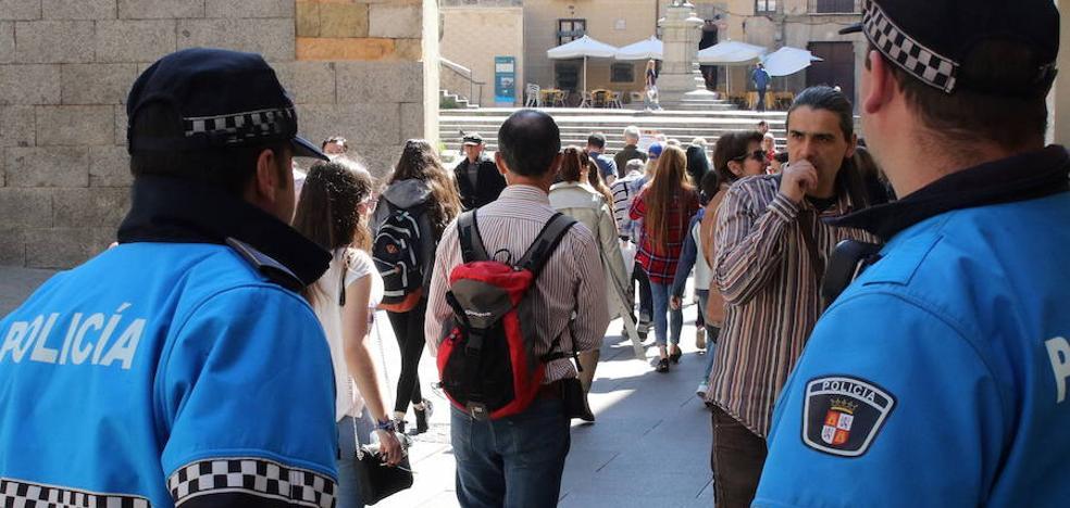El Juzgado anula una prueba de ingreso en la Policía Local de Segovia