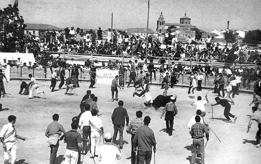 La plaza de toros de Nava cumple cincuenta años