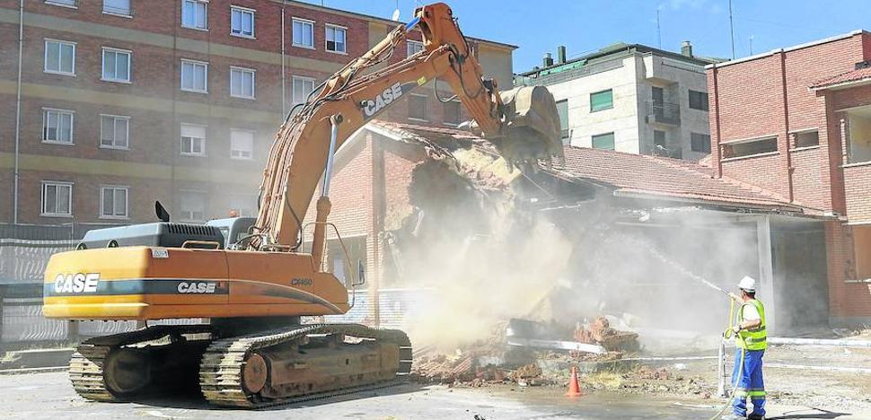 Las obras del centro Victoria Adrados empiezan con dos años de retraso