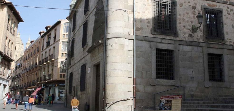El PP censura el retraso de la Casa de la Lectura de Segovia