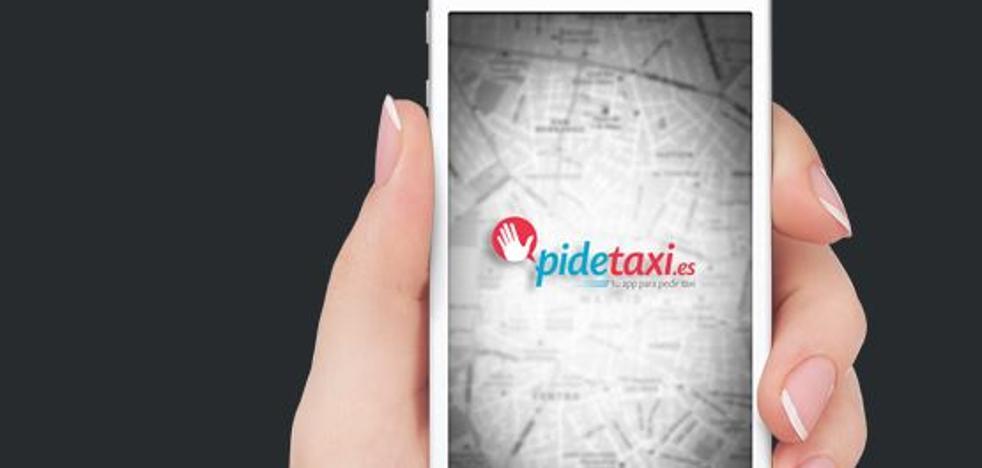 La 'app' pidetaxi cobrará 3,40 euros por trayecto en la zona restringida al tráfico en el Día sin Coche