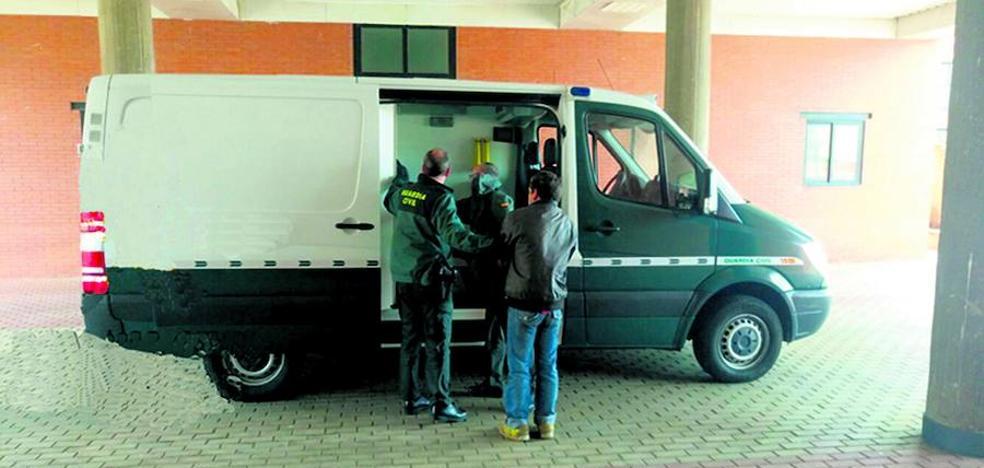 La Guardia Civil de Salamanca arresta a 37 prófugos en lo que va de año