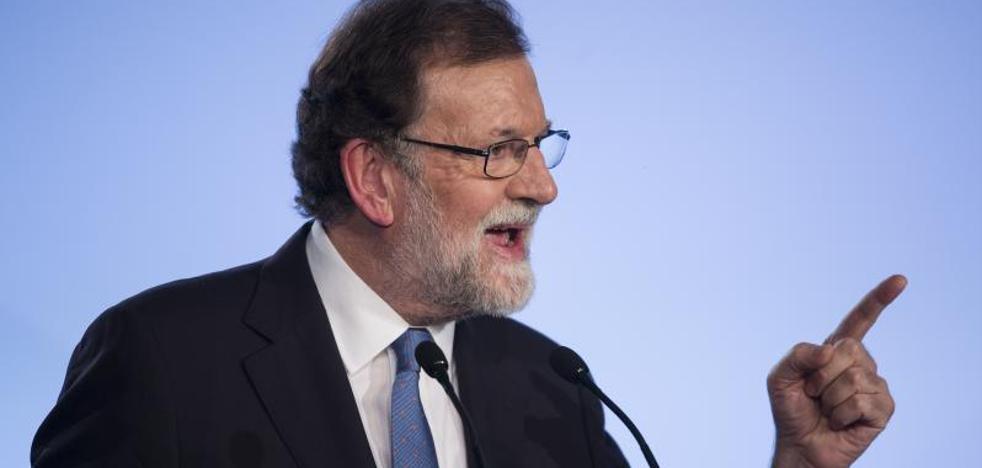 Rajoy recomienda «sentidiño» a la Generalitat