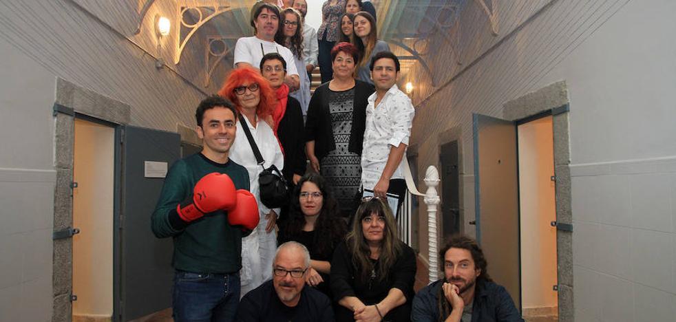 Galerías V muestra 25 proyectos en La Cárcel Centro de Creación
