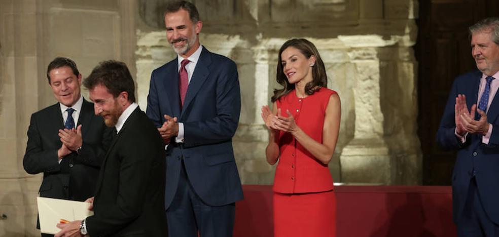 Pablo Motos criticado tras recibir el Premio Nacional de Cultura de la televisión