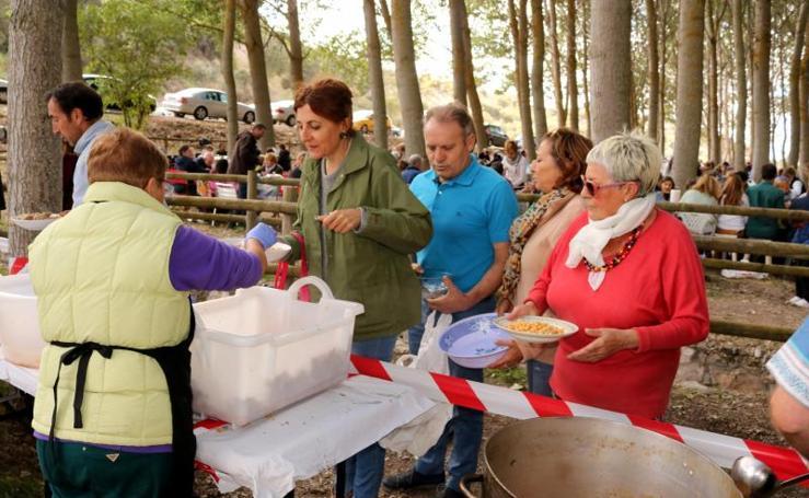 Día del montanero en Cevico Navero