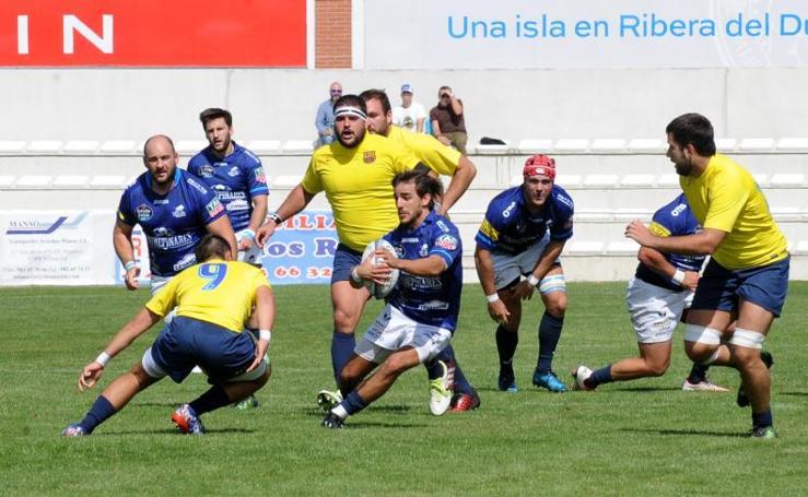 VRAC 35 - 18 FCB Rugby