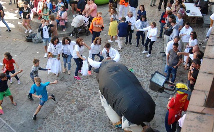 San Esteban de la Sierra despide sus fiestas