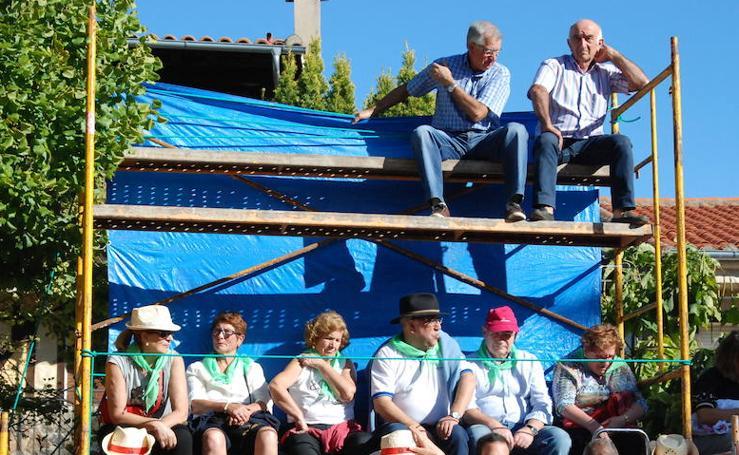 Fiestas de Garcibuey en Salamanca