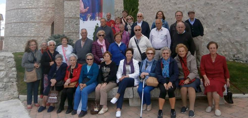 Los jubilados de Bernuy visitan 'Reconciliare'
