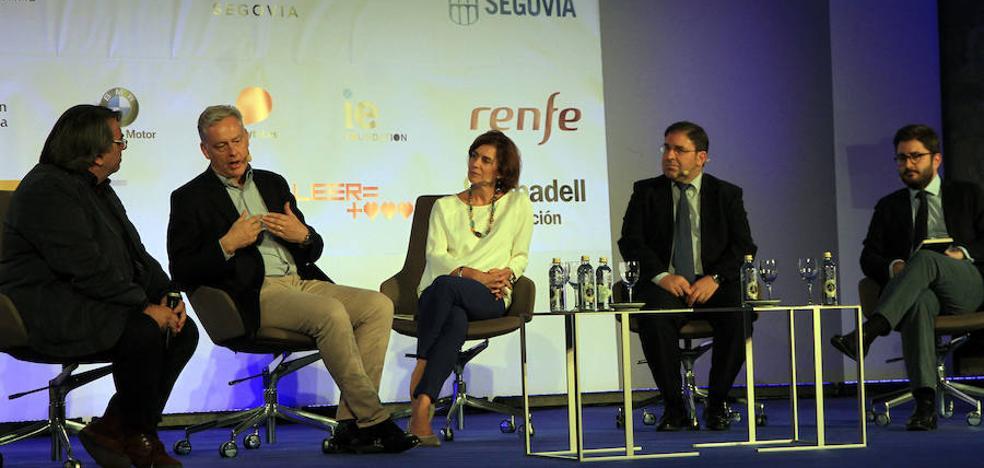 Hay Festival debate sobre la libertad y la esclavitud de las nuevas tecnologías