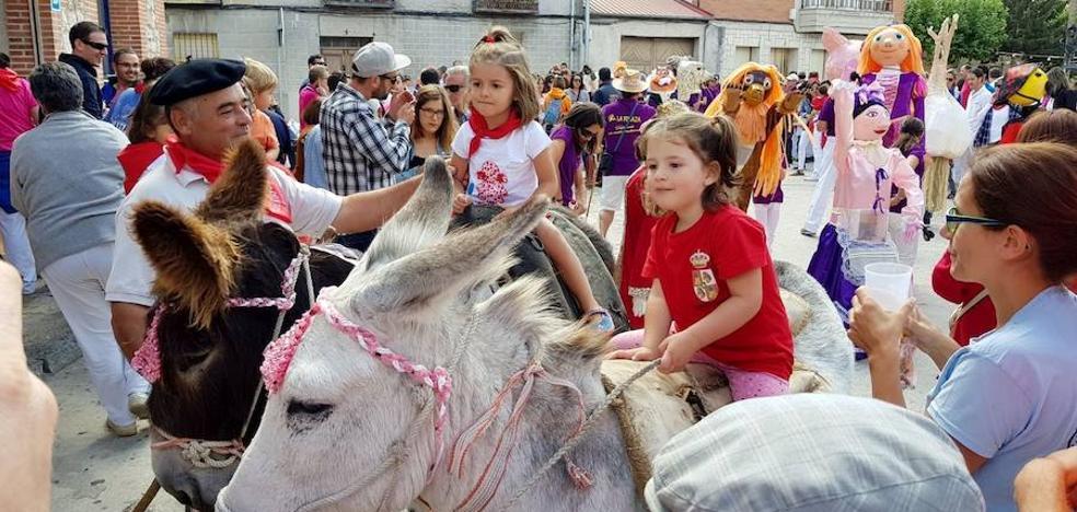 Los festejos taurinos protagonizan la jornada sabatina de Vallelado