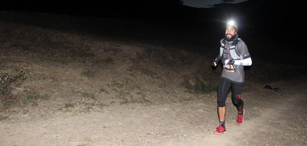 Juanjo García, campeón regional de ultra distancia