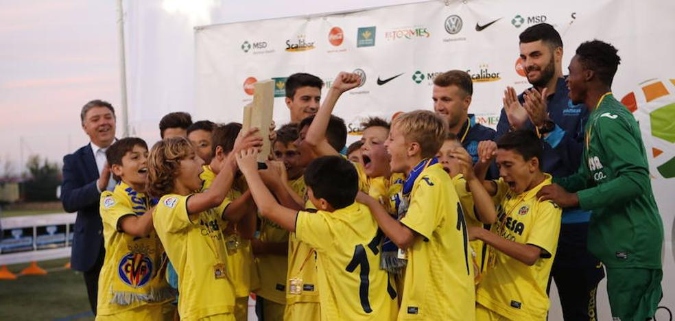 El Villarreal, campeón de la Copa Tormes en Santa Marta