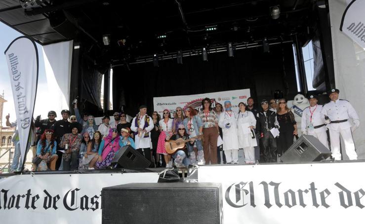 Ambiente, público y premios en el Valladolid Motor Vintage