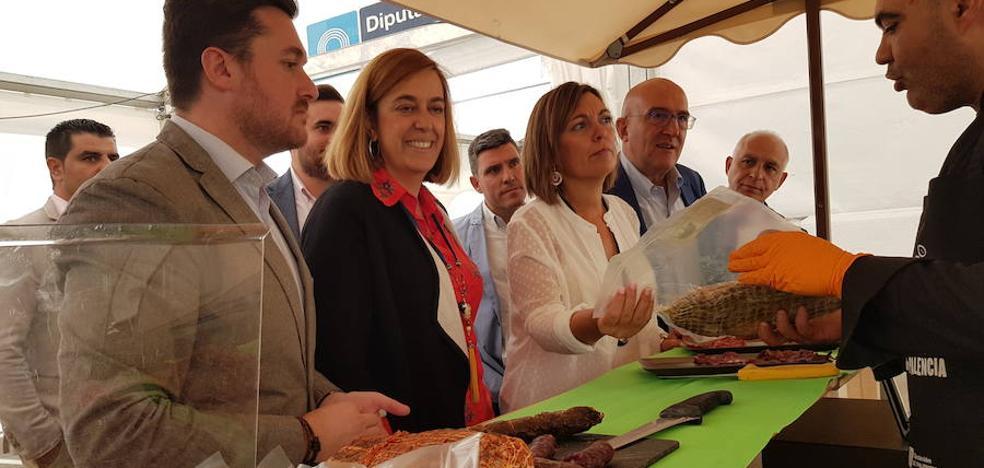 Palencia promociona la lenteja de Tierra de Campos