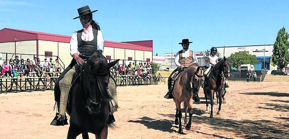 El caballo vuelve a convertirse en el reclamo del fin de semana