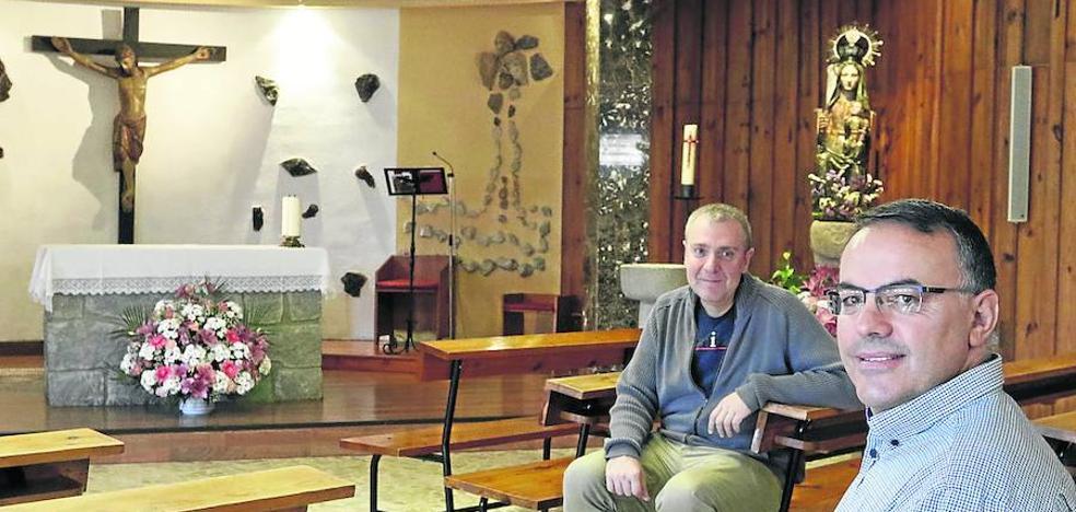 «Las parroquias hoy en día tienen que tener sus puertas hacia fuera»