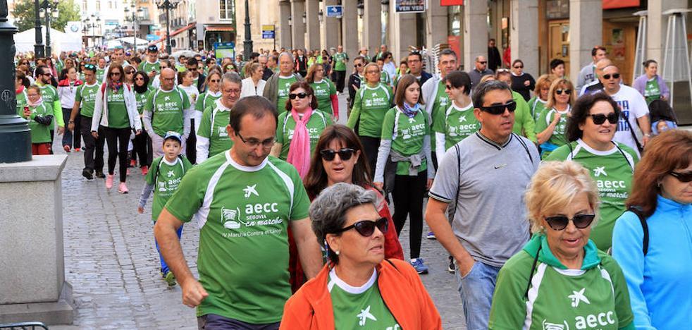 La cuarta Marcha Contra el Cáncer congrega más de 2.500 participantes