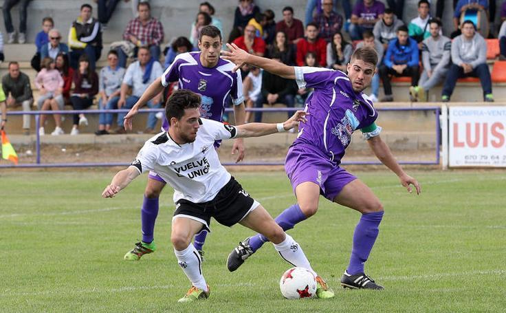 El Becerril araña un empate ante el Salmantino (1-1)